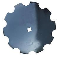 Диск бороны (ромашка) 660x41х8 Kuhn Discover XM, XL 117122