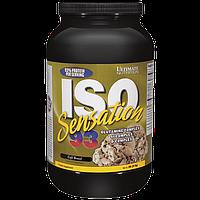 Протеин Ultimate ISO Sensation 93 (910 г) Бразильский кофе