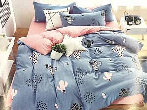 """Комплект постельного белья """" Кактус"""" , двуспалка"""