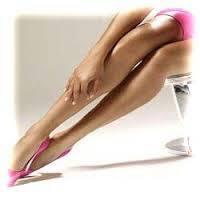 Депиляция ноги полностью