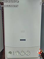 Навесной газовый дымоходный котел-колонка Nobel NB - 1- 24 E Pro