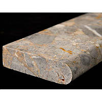 Закругленный Фасонный профиль V для обработки изделий из мрамор, гранита, травертина, оникса.