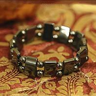 Магнитный гематитовый браслет для похудения!