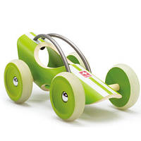 Игрушка E-Racer Suzuka, машинка бамбуковая