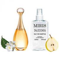 Духи MIRIS №22305 J'adore Для Женщин 100 ml