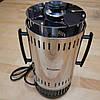 Электрошашлычница Помощница 5 шампуров + колба в подарок 1000Вт, фото 3