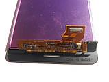 Дисплей Sony Xperia X F5121 / F5122 / F8131 / F8132 graphite black чіп Synaptics orig, фото 3
