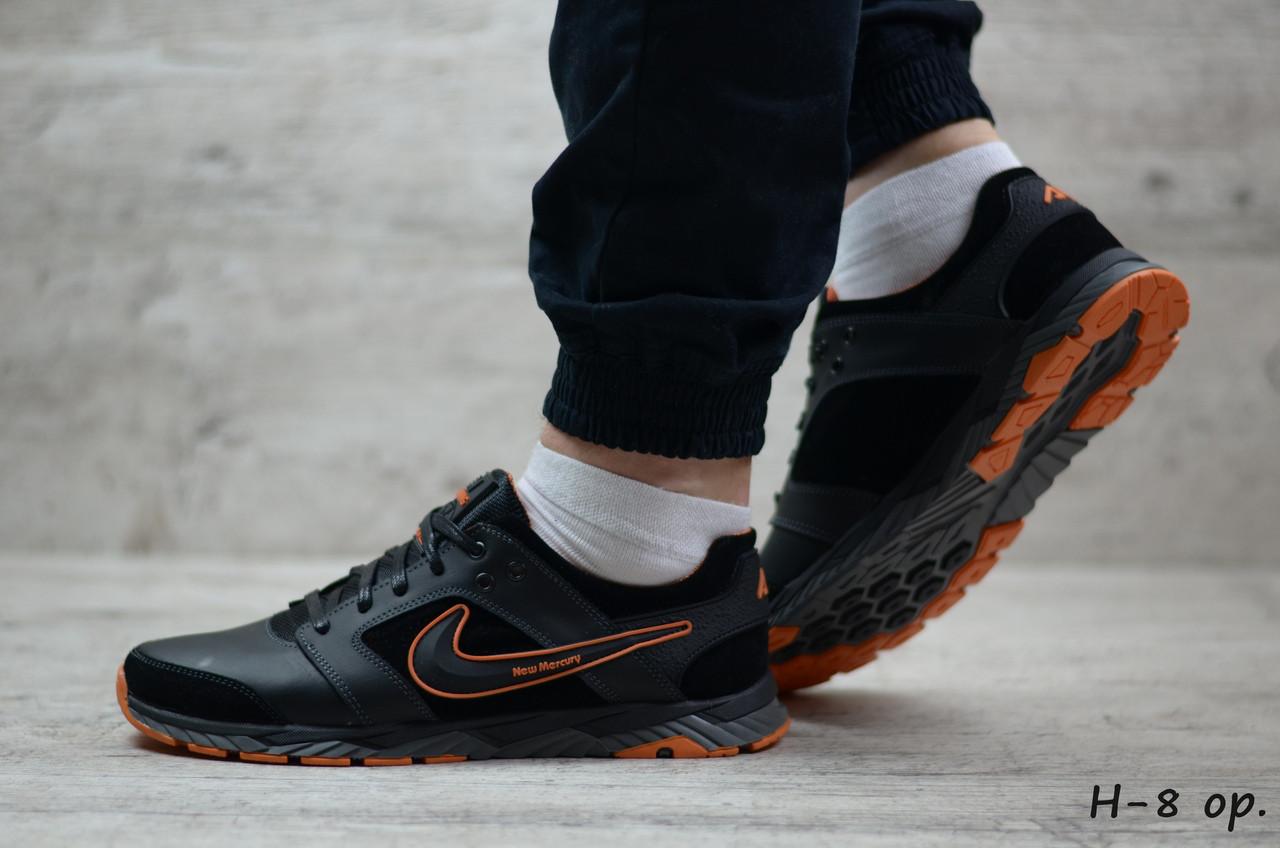 Мужские Кожаные Кроссовки Nike — в Категории