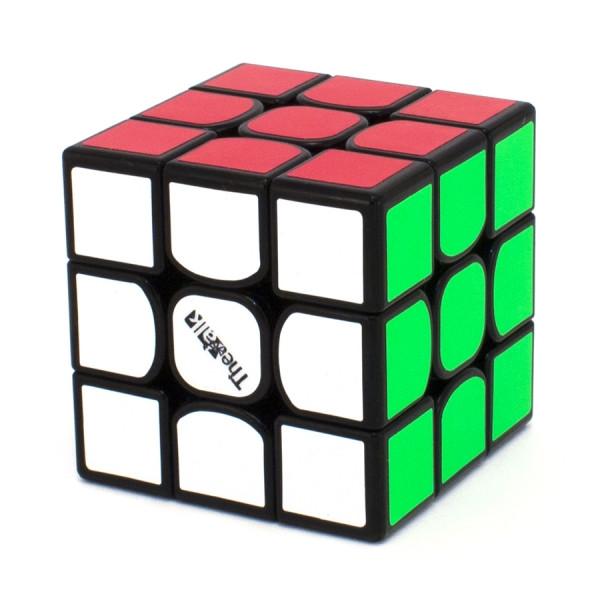 Кубик MoFangGe QiYi Valk 3 Mini 4.74 cm, чорний пластик, в коробці