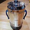 Электрошашлычница Помощница 6 шампуров + колба в подарок 1000Вт с таймером, фото 3
