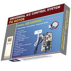Плата управління універсальна для кондиціонерів QD-U05PG+