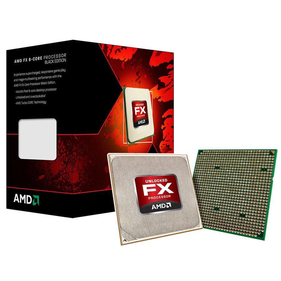 Процессор AMD FX 8350 4.0GHz (FD8350FRHKBOX) AM3+, BOX