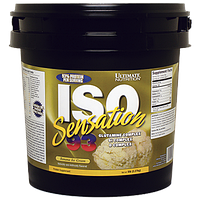 Протеин Ultimate ISO Sensation 93 (2,27 кг) Банановое мороженое, фото 1
