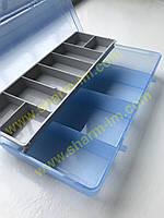 Коробка AQUATECH 7100 універсальна зі ковзної полицею 215x120x45 мм