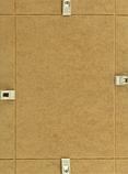 Рамка 30х40 Антирама | Клип - со стеклопластиком, фото 2