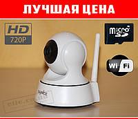 Хит продаж! Беспроводная IP камера Sannce 1MP 720P WIFI с датчиком движения и ночным режимом!