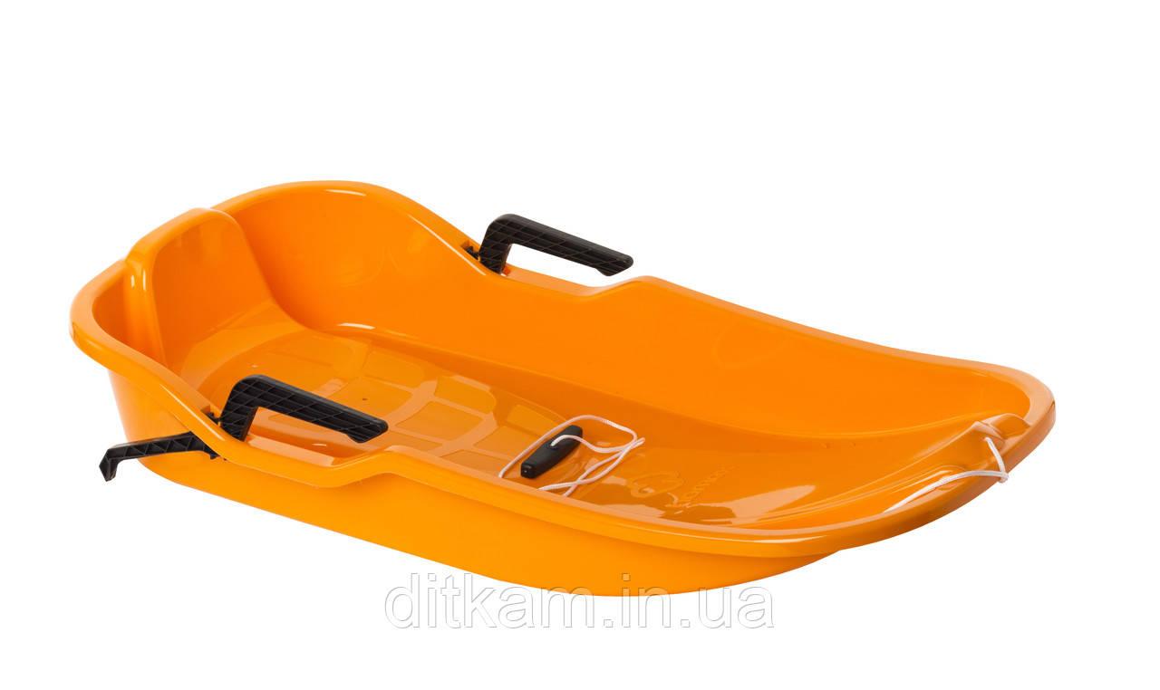 Санки Sno Glider (Hamax) оранжевые
