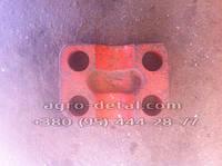 Крышка 150-56.115-2 бугеля стойки задней навески трактоов Т 150г,Т151,Т17221,Т17021,Т 181