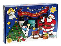 Набор для росписи по стеклу «С Рождеством» (маленький) STANGER