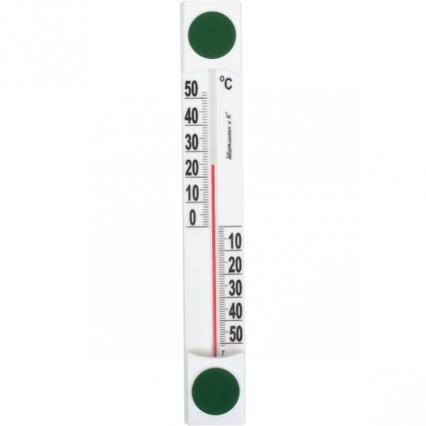 Термометр оконный ТО/6 в пакете, 21×2 см                                    5/1-03