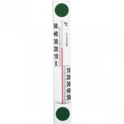 Термометр оконный ТО/6 в пакете, 21×2 см                                    5/1-03, фото 2