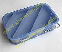 Коробка AQUATECH 2510 універсальна двостороння 150x100x43 мм