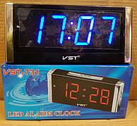 Часы будильник VST-731 электронные в наличии в Киеве