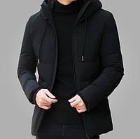 Мужская  зимняя куртка Gysf  Black