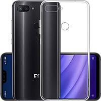 Тонкий бампер для Xiaomi Mi8 Lite (Сяоми (Ксиаоми, Хиаоми) Ми 8 Лайт)