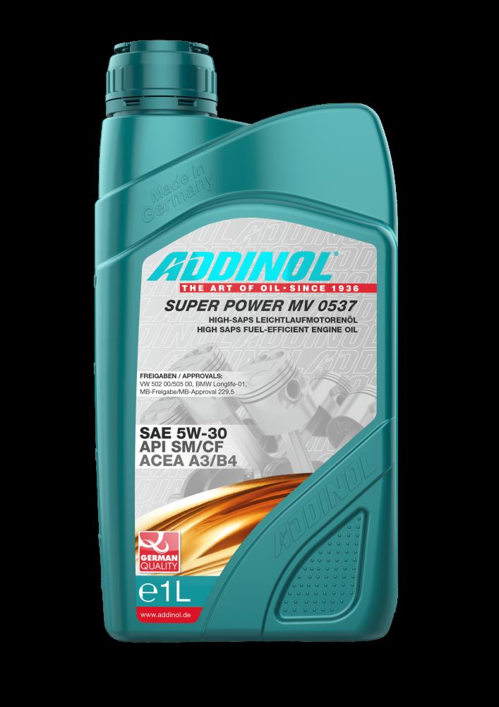 ADDINOL Super Power MV 0537 5W-30 1л