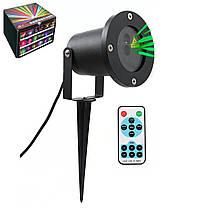 Лазерний проектор зелений