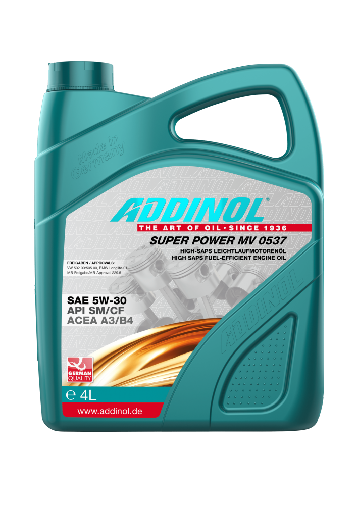ADDINOL Super Power MV 0537 5W-30 4л