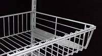 Перегородка до кошика сітчастого шириною 306мм для гардеробної системи зберігання Україна, фото 1