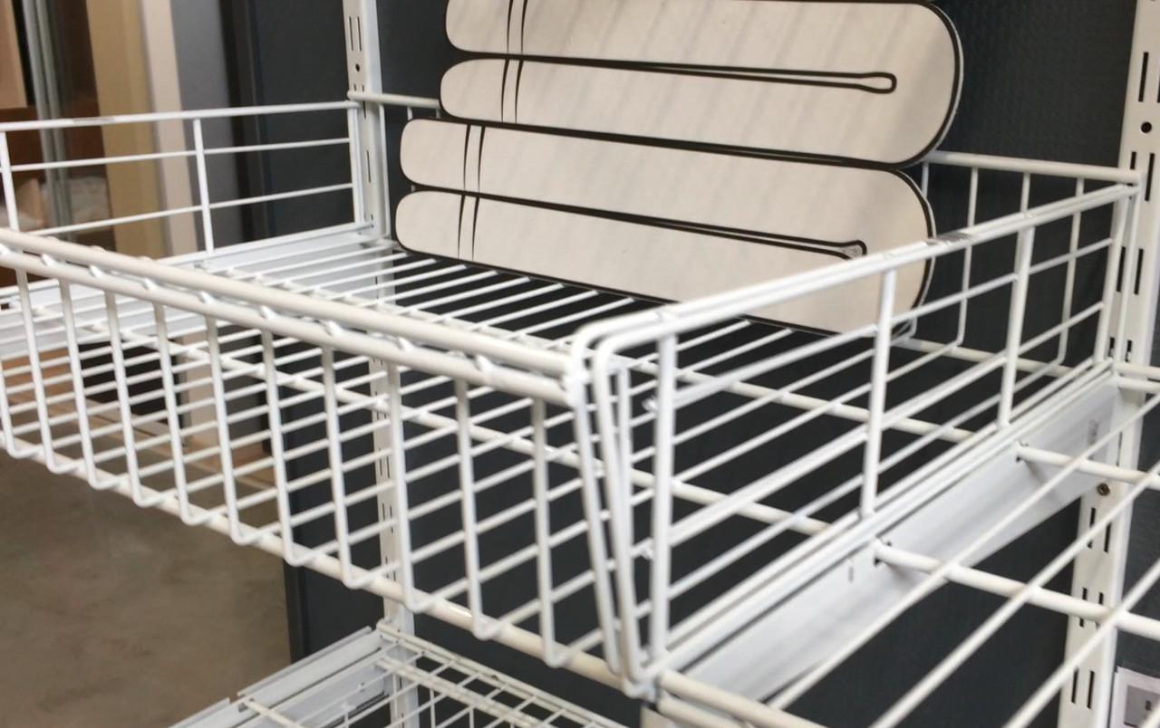 Кошик сітчастий 606х406 для гардеробної системи зберігання Україна