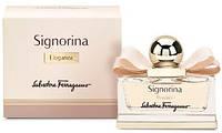 Женская парфюмированная вода Signorina Eleganza Salvatore Ferragamo (Сигнорина Элеганза Сальваторе Ферагамо)