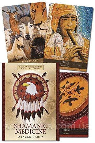 Карты Shamanic Medicine Oracle Cards (Карты Оракул Шаманской Медицины)