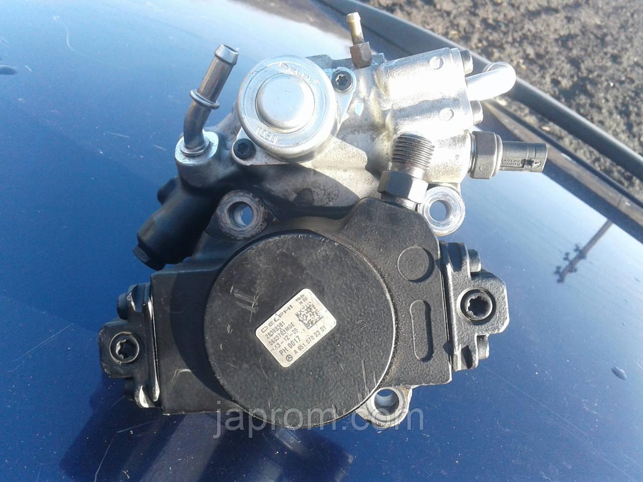 ТНВД Топливный насос Mercedes Infiniti Q50 2.2CDI OM651
