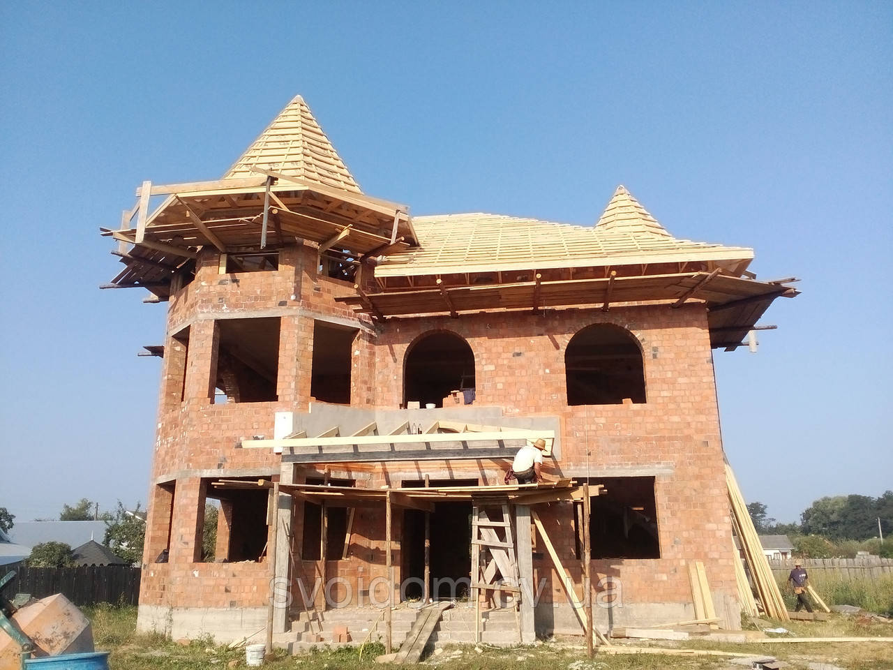 Строительные услуги по Черновцах и области