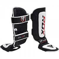 Накладки на ноги, захист гомілки RDX Leather