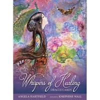 Карты Whispers of Healing Oracle (Шепот исцеления), фото 1