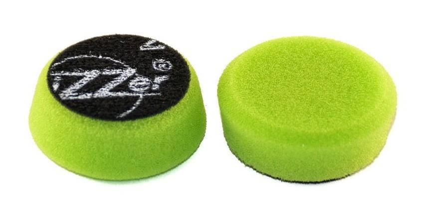 Ультра-мягкий мини-полировальный круг Zvizzer trapez green, фото 2