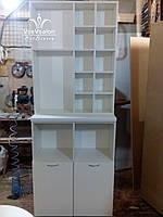 Лаборатория, шкаф, витрина косметологическая, модель А40 цвет белый, фото 1