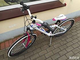 """Велосипед детский Monteria Fitness 24"""""""