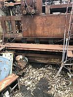 Линия выравнивания рулонного метала (изготавливались крышки) , фото 1