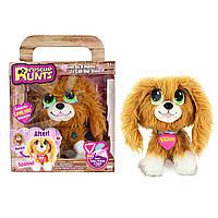 Спаниель потеряшка KD Kids Rescue Runts Spaniel Plush Dog