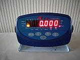 Акумуляторна батарея для вагового індикатора KELI XK3118T1, T16, фото 2