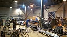 Виготовлення металоконструкцій згідно креслень замовника