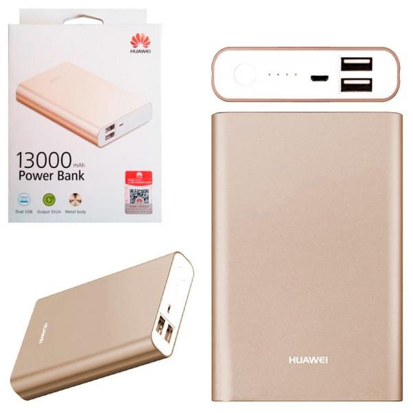Power Bank Huawei 13000 mAh золото