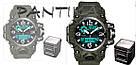 Часы наручные для плавания и занятия спортом IP68, фото 6