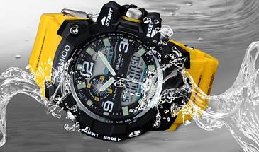 Модные часы для плавания и занятия спортом IP68, фото 2